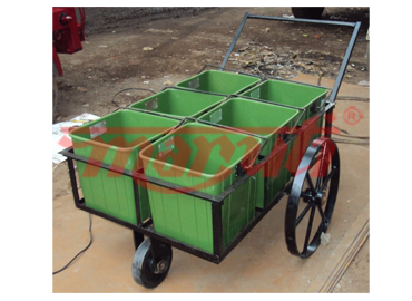 Wheel Barrows With PVC
