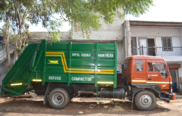 Container With Tata Ace